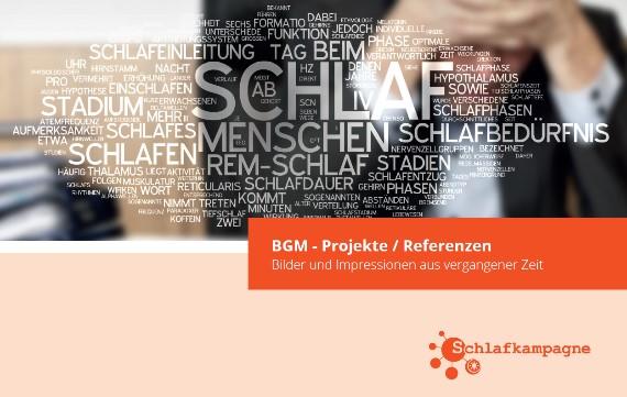 BGM Projekte Referenzen