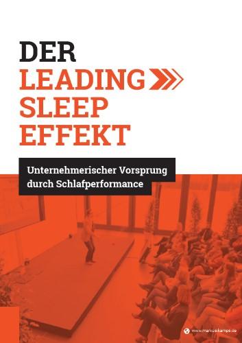 Cover BGF BGM Der Leading Sleep Effekt